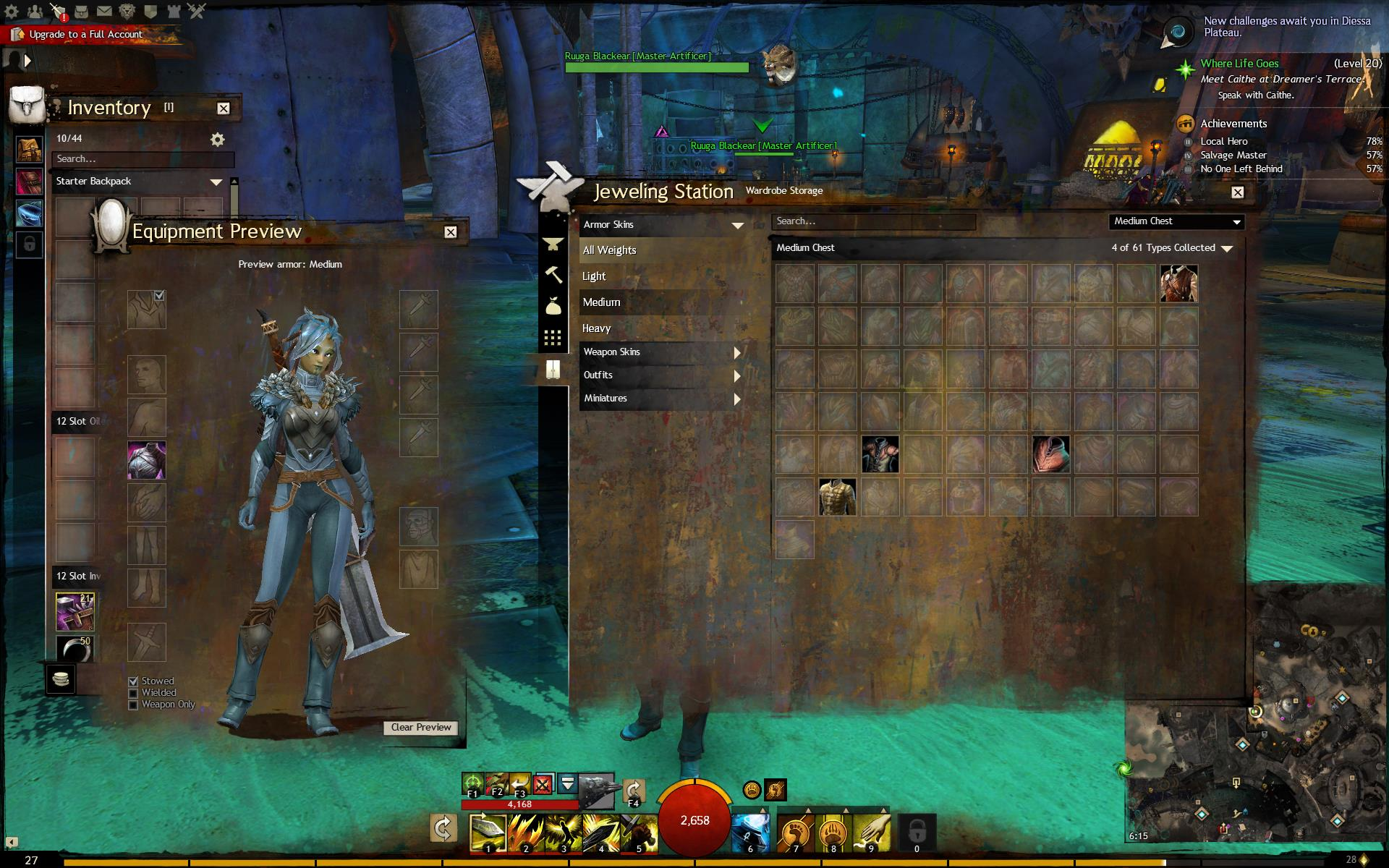 Guild Wars 2 Free to Play Guide & Review