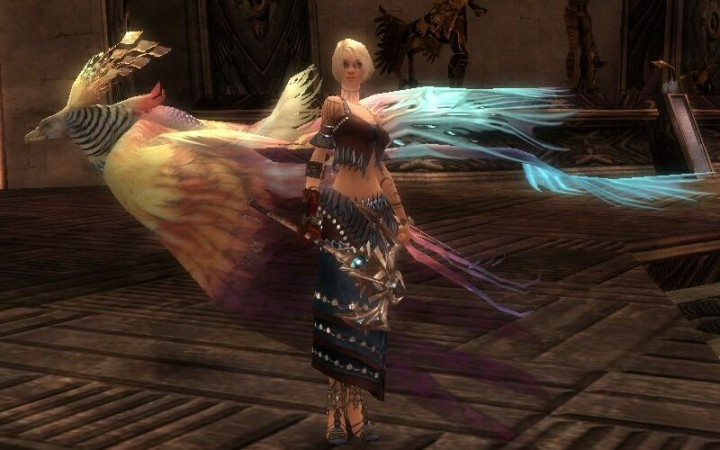 Guild Wars 1 Character
