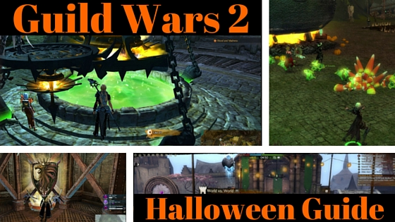 Guild Wars 2 Halloween Guide