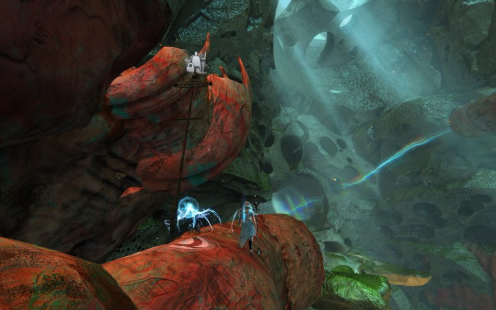 Guild Wars 2: Heart of Thorns, Ley Line Run Adventure