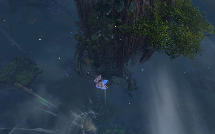 Updraft Use in Guild Wars 2: Heart of Thorns