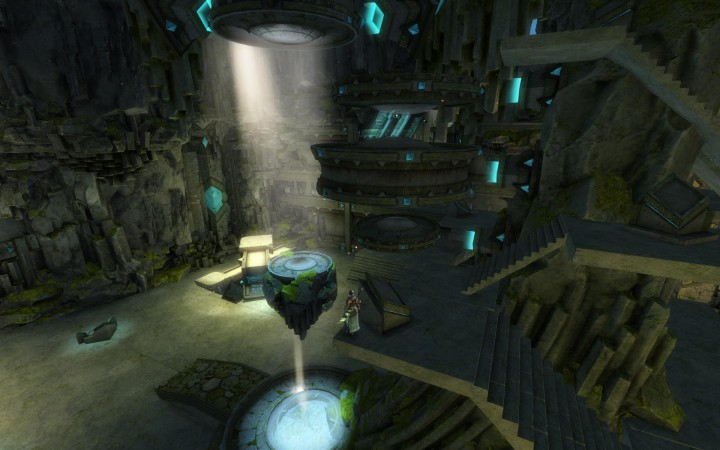 A Hidden Facility in Rata Novus.
