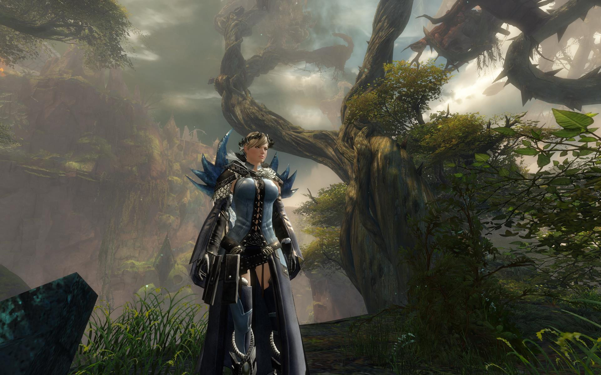 My Norn engineer in Guild Wars 2: Heart of Thorns