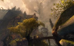 Verdant Brink in Guild Wars2: Heart of Thorns
