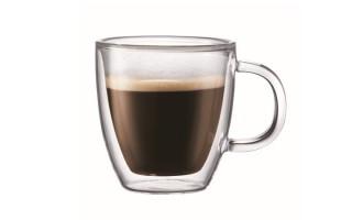 Bodum Bistro Double Wall Espresso Mug