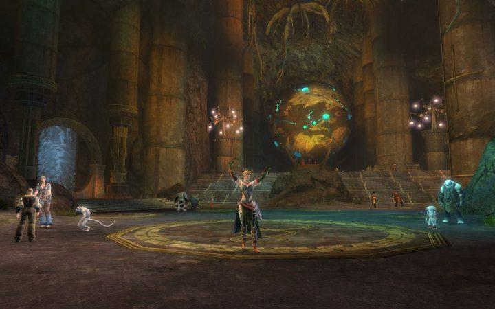 Making Guild Wars 2 Legendary Weapons 198