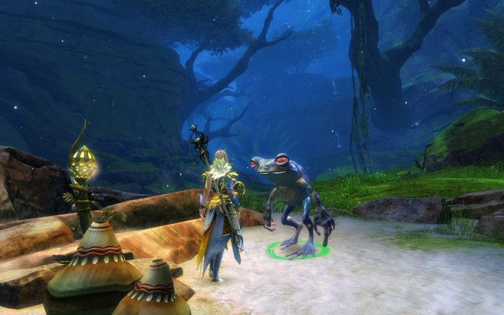 Guild Wars 2: Heart of Thorns - Auric Basin