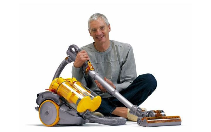 the history of james dyson Billionaire inventor sir james dyson is to put his money where his  of  engineers is] a problem in america and europe and has started to.