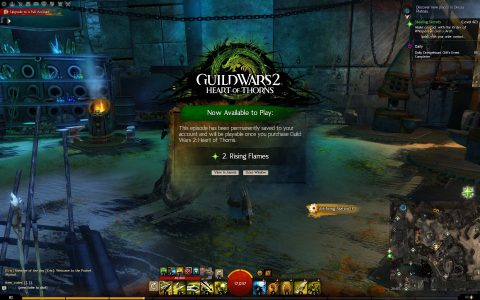 Guild Wars 2 Free-to-Play