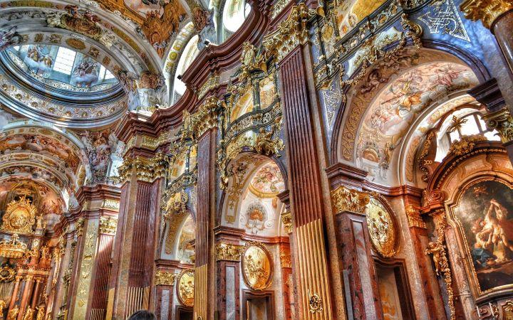 Beyond Certainty - Baroque Church