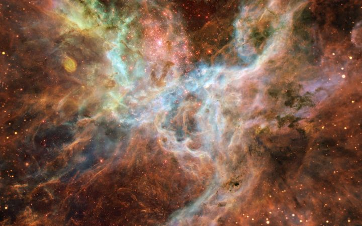 Beyond Certainty - Tarantula Nebula