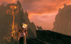 Guild Wars 2 : Ember Bay Infernal Cape