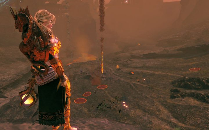 Guild Wars 2 : Ember Bay Fractured Caldera