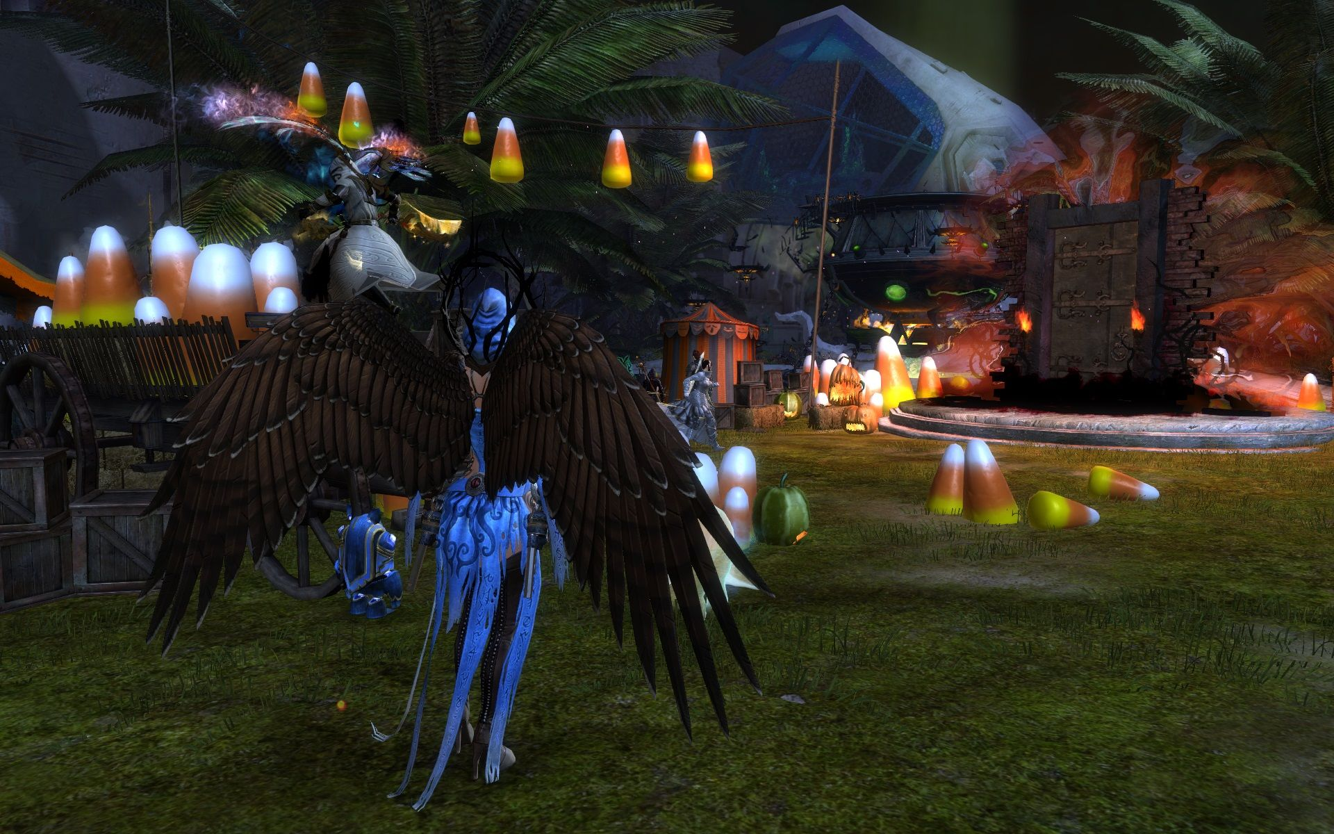 Halloween 2016 in Guild Wars 2 - Pocket Myriad