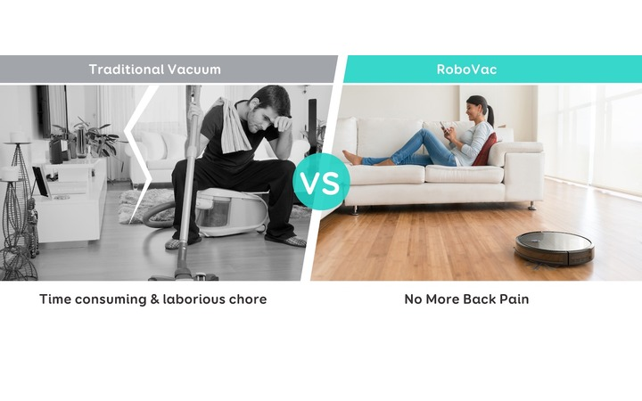 Best Robot Vacuum Cleaner Eufy RoboVac 11S Promo