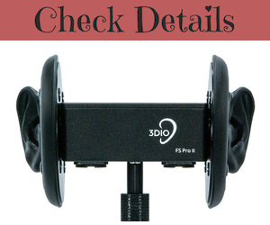 3Dio FS Pro II Binaural Microphone