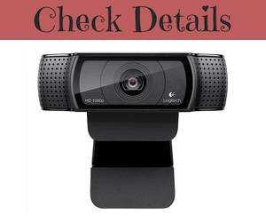 Logitech c920 USB HD Webcam