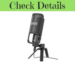 Rode NT-USB Studio Quality USB Microphone