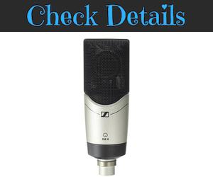 Sennheiser MK4 Condenser Microphones