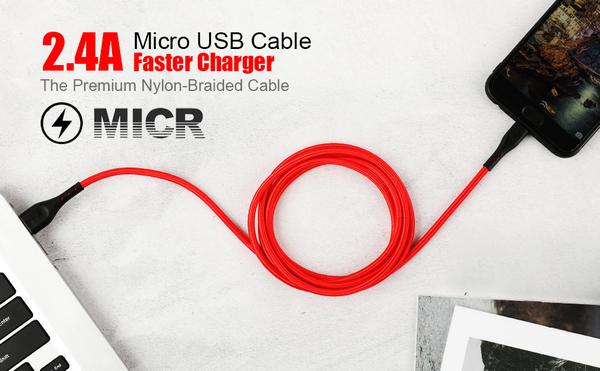ASMR Gear • Cabepow Micro-B USB